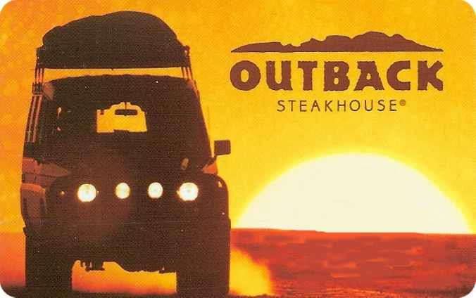 Related Keywords Suggestions For Outback Gift Card