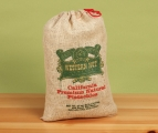 <h5>#67 - 5lb Burlap Bag of Pistachios $84.95*</h5><p>Our Western Nut Company Logo Burlap Bag filled with California Natural Pistachios. Gift #67 contains 5lb (2.27kg) of Pistachios.  SKU:   (GIF00067)    *$84.95 plus $3.00 handling per gift and $17.90 USPS Priority Mail within the U.S.A.  The accompanying greeting card will be included in the package and the price includes mail tracking and up to $50 insurance.  Contact us for out of the U.S.A. postage prices.</p>