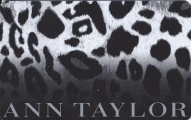 <h5>Ann Taylor Gift Card  $25*</h5><p>Treat Yourself!   *Face value of gift card plus $3.00 handling per gift card. The gift card and accompanying greeting card will be sent USPS First Class Parcel within the U.S.A, which includes mail tracking.  Insurance can be added.  See FAQ/Pricing tab for insurance pricing.  Contact us for out of the U.S.A. postage prices.</p>