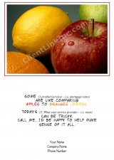 <h5>Apples and Lemons V104</h5>