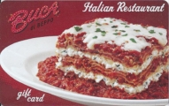 <h5>Buca di Beppo Gift Card  $25*</h5><p>When you combine great food with a fun, lively atmosphere you'll understand why Buca di Beppo is the best Italian restaurant around. Whether you come with a few friends or a large group because Buca offers 3 portion sizes. It's more than just dining, it's a memorable experience. So come in today, because there's always a good reason to Buca.   *Face value of gift card plus $3.00 handling per gift card. The gift card and accompanying greeting card will be sent USPS First Class Parcel within the U.S.A, which includes mail tracking.  Insurance can be added.  See FAQ/Pricing tab for insurance pricing.  Contact us for out of the U.S.A. postage prices.</p>