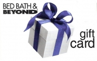 <h5>Bed Bath & Beyond Gift Card   $25 or $50*</h5><p>Bed Bath & Beyond® Gift Cards make the perfect gift. Bed Bath & Beyond, a nationwide chain more than 850 stores, offers one of the largest selections of products for your home anywhere, at everyday low prices. Choose from bed & bath accessories, window treatments, housewares, lifestyle accessories, storage items, decorative accessories and more.   *Face value of gift card plus $3.00 handling per gift card. The gift card and accompanying greeting card will be sent USPS First Class Parcel within the U.S.A, which includes mail tracking.  Insurance can be added.  See FAQ/Pricing tab for insurance pricing.  Contact us for out of the U.S.A. postage prices.</p>