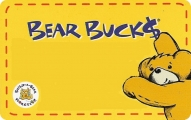 <h5>Build A Bear Gift Card   $25*</h5><p>Give the furry fun of making a stuffed animal friend. Each new friend can be brought to life online for FREE at buildabearville.com™ – our online world stuffed with fun to play together and get pawsome virtual stuff! Animals start at only $10 (U.S.) Over 325 stores worldwide. Visit www.buildabear.com to find a store near you.   *Face value of gift card plus $3.00 handling per gift card. The gift card and accompanying greeting card will be sent USPS First Class Parcel within the U.S.A, which includes mail tracking.  Insurance can be added.  See FAQ/Pricing tab for insurance pricing.  Contact us for out of the U.S.A. postage prices.</p>