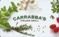 <h5>Carrabba's Gift Card  $25*</h5><p>Carrabba's gift cards are a perfect way to treat family and friends to an evening of great Italian food and hospitality. Visit www.carrabbas.com for a location near you.   *Face value of gift card plus $3.00 handling per gift card. The gift card and accompanying greeting card will be sent USPS First Class Parcel within the U.S.A, which includes mail tracking.  Insurance can be added.  See FAQ/Pricing tab for insurance pricing.  Contact us for out of the U.S.A. postage prices.</p>