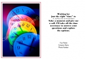 <h5>Clocks Of Color V109</h5>