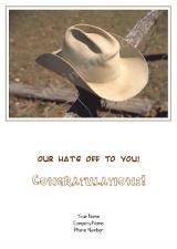 <h5>Cowboy Hat V522</h5>