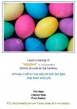 <h5>Easter Eggs V39</h5>