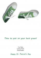 <h5>Green Shoe V49</h5>