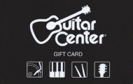<h5>Guitar Center Gift Card  $25*</h5><p>The Guitar Center Gift Card. Turn it into music. At Guitar Center - the world's largest retailer of guitars, amplifiers, percussion instruments, keyboards, pro audio and recording equipment.    *Face value of gift card plus $3.00 handling per gift card. The gift card and accompanying greeting card will be sent USPS First Class Parcel within the U.S.A, which includes mail tracking.  Insurance can be added.  See FAQ/Pricing tab for insurance pricing.  Contact us for out of the U.S.A. postage prices.</p>