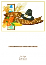 <h5>Happy Thanksgiving V272</h5>