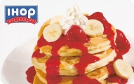 <h5>IHOP Gift Card   $25 or $50*</h5><p>IHOP, one of America's favorite restaurants, features moderately priced, high quality food, beverages, and warm, friendly table service in an attractive, comfortable atmosphere. IHOP restaurants are best known for their award-winning pancakes, omelettes and other breakfast specialites like the Rooty Tooty Fresh 'n Fruity, but also offer a broad array of lunch, dinner and snack items as well. IHOP is loved by people of all ages. Stop by and visit IHOP today. Come hungry. Leave Happy.   *Face value of gift card plus $3.00 handling per gift card. The gift card and accompanying greeting card will be sent USPS First Class Parcel within the U.S.A, which includes mail tracking.  Insurance can be added.  See FAQ/Pricing tab for insurance pricing.  Contact us for out of the U.S.A. postage prices.</p>