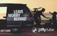 <h5>Jiffy Lube Gift Card $15 or $25*</h5><p>Jiffy Lube® is the largest quick lube oil change company with more than 2,000 locations, serving 27.5 million customers each year. Jiffy Lube pioneered the fast oil change industry and is committed to providing an exceptional experience for its customers by offering fast, convenient and professional service - at a good value.    *Face value of gift card plus $3.00 handling per gift card. The gift card and accompanying greeting card will be sent USPS First Class Parcel within the U.S.A, which includes mail tracking.  Insurance can be added.  See FAQ/Pricing tab for insurance pricing.  Contact us for out of the U.S.A. postage prices.</p>