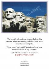 <h5>Mt. Rushmore V177</h5>