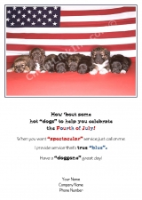<h5>Patriotic Puppies V179</h5>