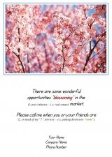 <h5>Pink Blossoms V236</h5>