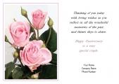 <h5>Pink Roses V498</h5>