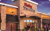 "<h5>Ruby Tuesday Gift Card  $25 or $50*</h5><p>Over the past five decades, Legal Sea Foods restaurants have built an unparalleled reputation serving the freshest and highest quality seafood. We invite you to experience and taste the ""Legal Difference"".    *Face value of gift card plus $3.00 handling per gift card. The gift card and accompanying greeting card will be sent USPS First Class Parcel within the U.S.A, which includes mail tracking.  Insurance can be added.  See FAQ/Pricing tab for insurance pricing.  Contact us for out of the U.S.A. postage prices.</p>"