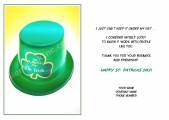 <h5>St Patty Hat V43</h5>