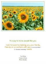 <h5>Sunflower Meadow V235</h5>