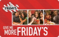 <h5>TGI Friday's Gift Card   $25 or $50*</h5><p>T.G.I. Friday's®, credited as being the first American casual dining chain, offers a unique dining experience that has become the favorite pastime of millions worldwide. T.G.I. Friday's®, founded in 1965 in New York City, currently has over 590 restaurants in 47 U.S. states as well as in 54 countries around the world.   *Face value of gift card plus $3.00 handling per gift card. The gift card and accompanying greeting card will be sent USPS First Class Parcel within the U.S.A, which includes mail tracking.  Insurance can be added.  See FAQ/Pricing tab for insurance pricing.  Contact us for out of the U.S.A. postage prices.</p>