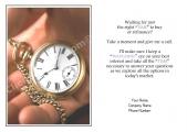 <h5>Time On Hand V482</h5>