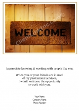 <h5>Welcome Friends V101</h5>