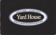 <h5>Yard House Gift Card  $25*</h5><p>Yard House is an upscale, casual eatery known for great food, classic rock music and a beverage selection that won't disappoint.   *Face value of gift card plus $3.00 handling per gift card. The gift card and accompanying greeting card will be sent USPS First Class Parcel within the U.S.A, which includes mail tracking.  Insurance can be added.  See FAQ/Pricing tab for insurance pricing.  Contact us for out of the U.S.A. postage prices.</p>