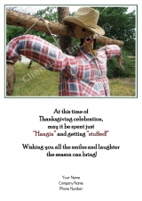 <h5>November Card</h5><p>Just Hangin V447</p>