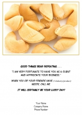 <h5>August Card</h5><p>Good Fortune V108</p>