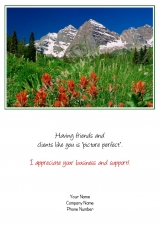 <h5>May Card</h5><p>Spring Meadow V491</p>