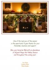 <h5>December Card</h5><p>Home For Christmas V358</p>