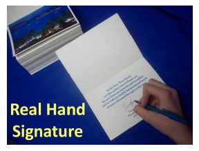 View Sample Hand-Signature